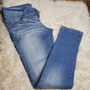 Decree skinny jeans
